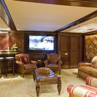 Teleost Yacht Upper Deck Saloon
