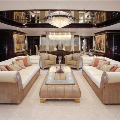Diamonds Are Forever Yacht Lounge - Overview