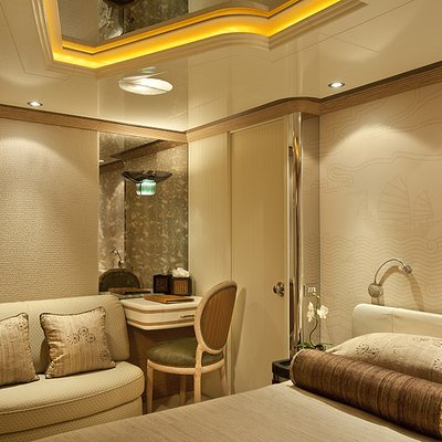 Eclipse Yacht Guest Stateroom - Seating