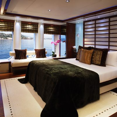Talisman Maiton Yacht VIP Stateroom