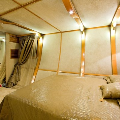 Vela Yacht Guest Stateroom - Forward Port