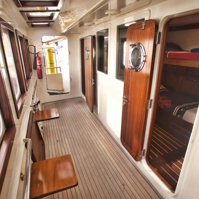 U-Boat Navigator Yacht