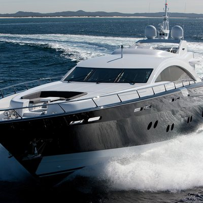 Quantum Yacht Bow
