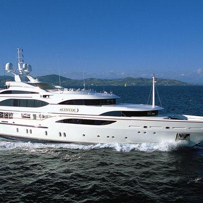 Lady Michelle Yacht Running Shot - Main Profile