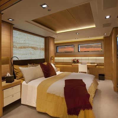 Big Fish Yacht Guest Stateroom
