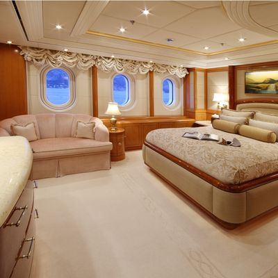Capri I Yacht Second Guest Stateroom