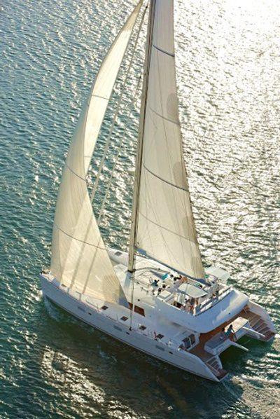 Foxy Lady Yacht
