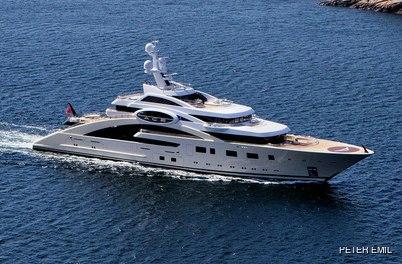 Ace Charter Yacht