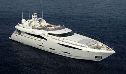Mabruk III Charter Yacht