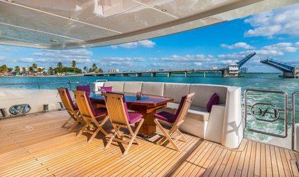 Sweet Caroline Charter Yacht - 4