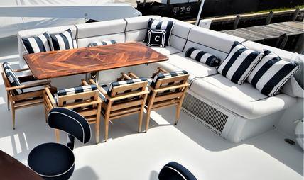 Miss Stephanie Charter Yacht - 3