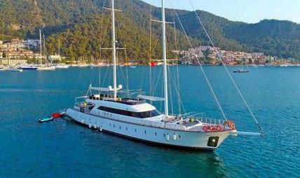 Queen of Makri Charter Yacht