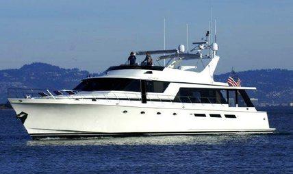 Anticipation Charter Yacht