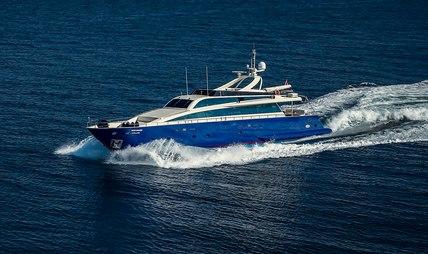 Arzu's Desire Charter Yacht
