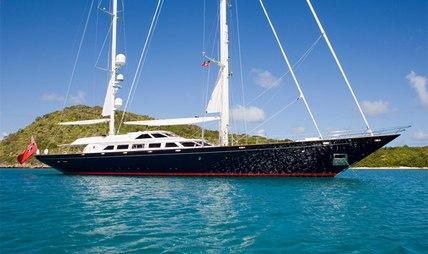 Antara Charter Yacht