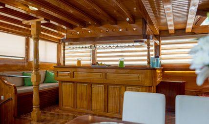 Sadri Usta 1 Charter Yacht - 8
