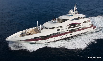 Quite Essential Charter Yacht