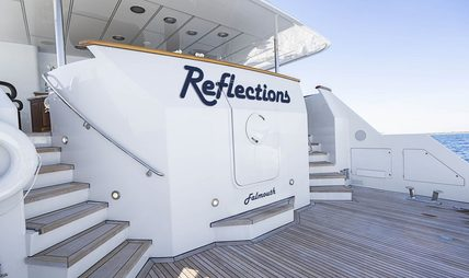 Reflections Charter Yacht - 5