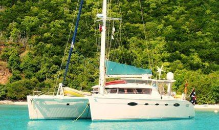 Delphine Charter Yacht