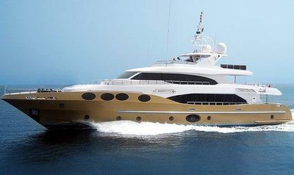 Marina Wonder Charter Yacht