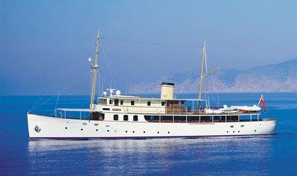 Fair Lady Charter Yacht