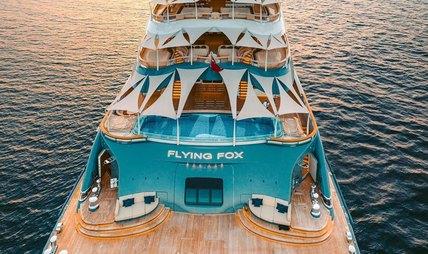 Flying Fox Charter Yacht - 5