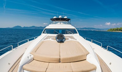 Excelerate Z Charter Yacht - 2