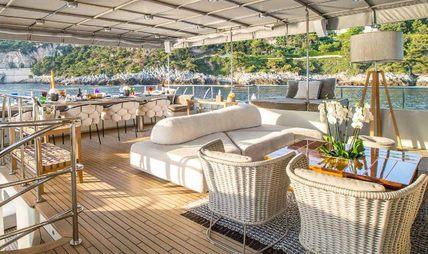 Zulu Charter Yacht - 7