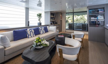 Dinaia Charter Yacht - 7
