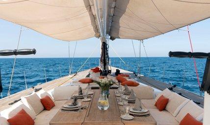 Quinta Santa Maria Charter Yacht - 3