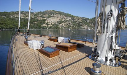 Eugenia VII Charter Yacht - 2