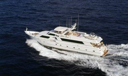 Bazinga Charter Yacht