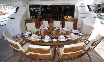 Wheels I Charter Yacht - 7