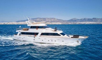 Wide Liberty Charter Yacht