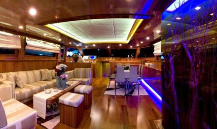 Sylver K Charter Yacht - 5