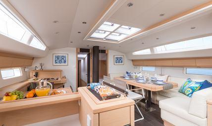 ARGENTOUS Charter Yacht - 7
