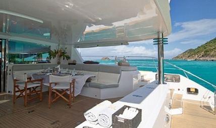 Sur L'eau Charter Yacht - 7