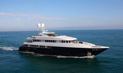Zaliv III Charter Yacht
