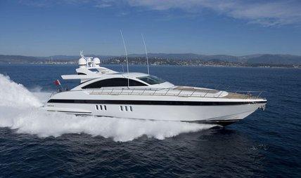 Mr. M Charter Yacht