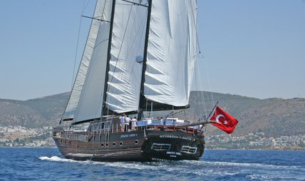 Princess Karia II Charter Yacht - 3