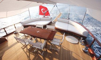 White Goose Charter Yacht - 4