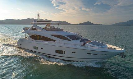 Maxxx Charter Yacht