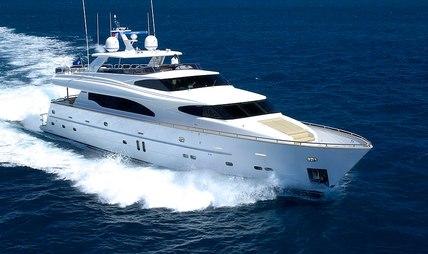 Annabel II Charter Yacht