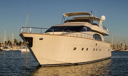 Sea Hawk Charter Yacht - 2