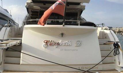 Elizabeth D Charter Yacht - 5
