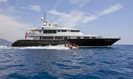 Silver Dream Charter Yacht