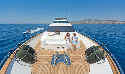 Lucy Pink Charter Yacht - 2