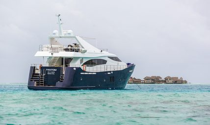Fantom Charter Yacht - 2