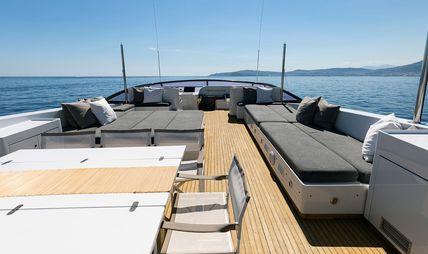 Talila Charter Yacht - 2