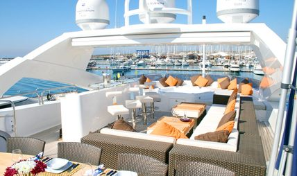 Barracuda Red Sea Charter Yacht - 2